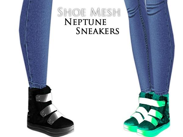 IMVU Mesh - Shoes - Neptune