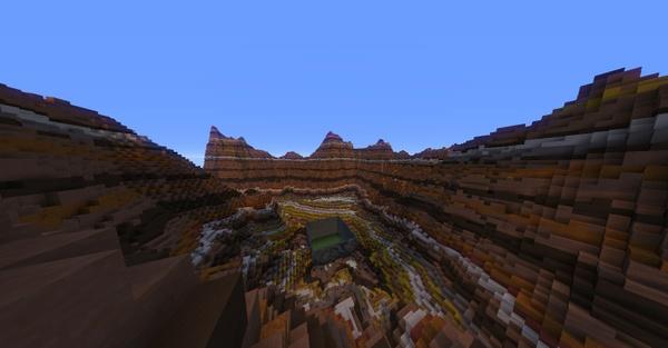 5X Prison Mines (Terraformed)