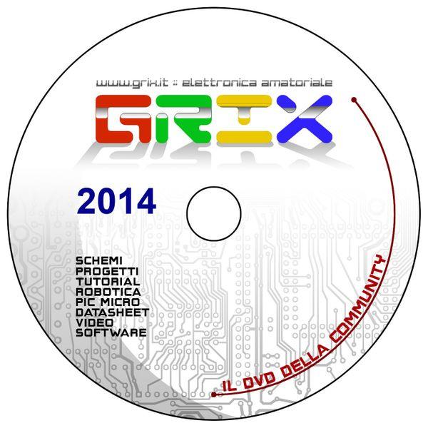 Grix dvd 2014