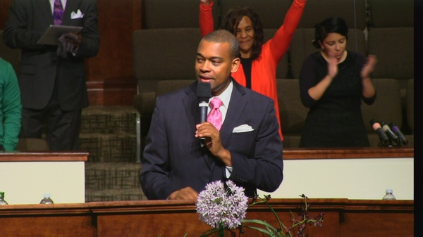 """Rev. Lawrence warfield 7-19-15pm """" Where There is a Will, There's a Way MP4"""