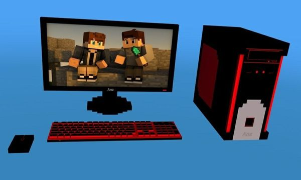 PC Gamer Minecraft