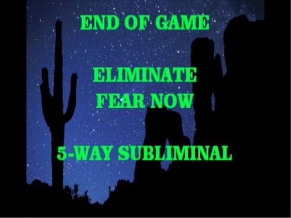 Eliminate Fear Now MP3