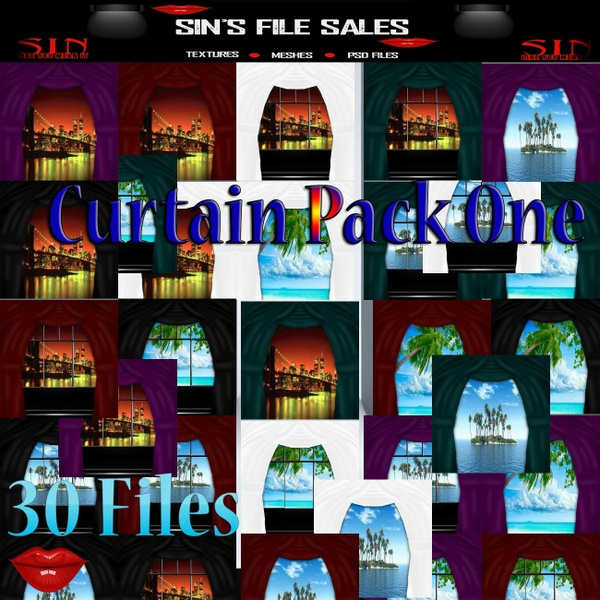 Curtain Pack One