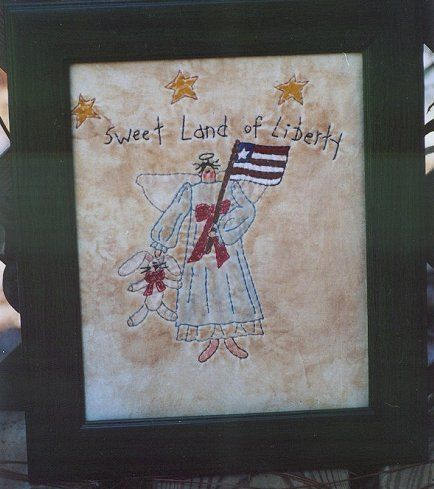 #338 Sweet Land of Liberty