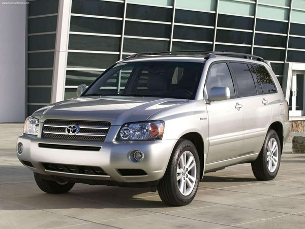 2001-2007 TOYOTA HIGHLANDER OEM SERVICE AND REPAIR MANUAL