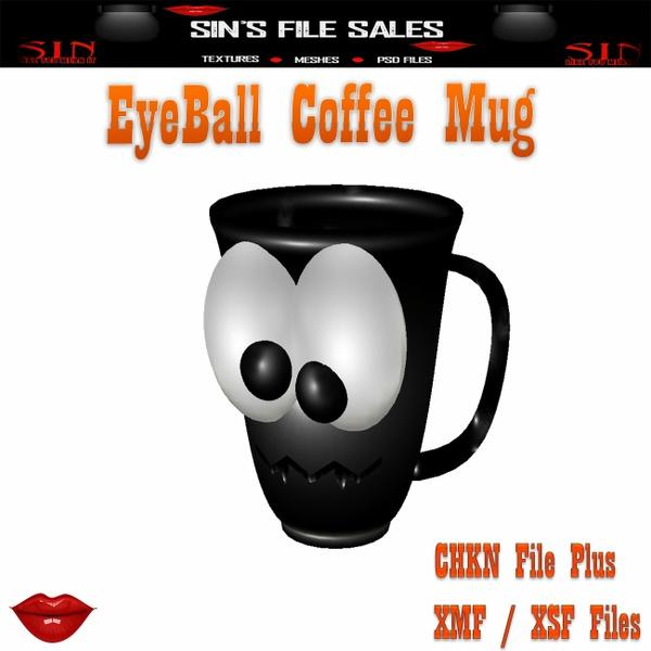 Eyes Mug *Mesh