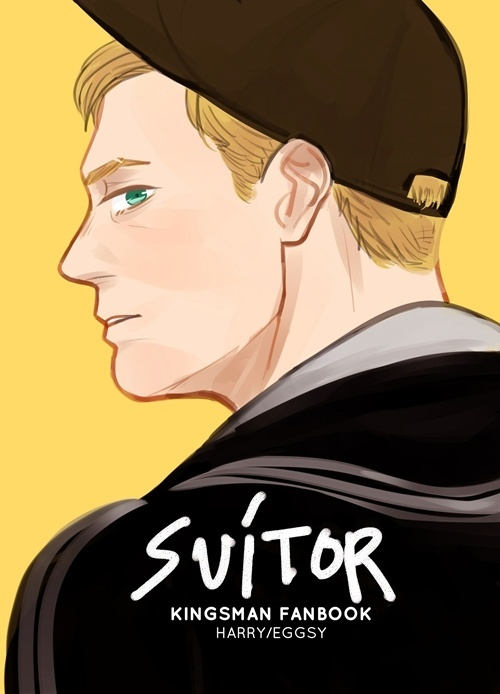 Kingsman Fanbook #1: Suitor [Harry/Eggsy]