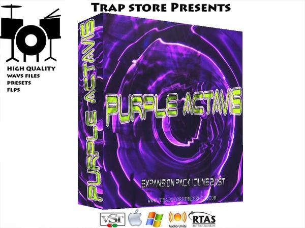 Trap Store Presents - PURPLE ACTAVIS EXPANSION PACK FOR DUNE 2 VST