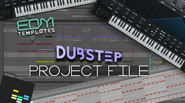 Ableton Live Dubstep Template 26.06