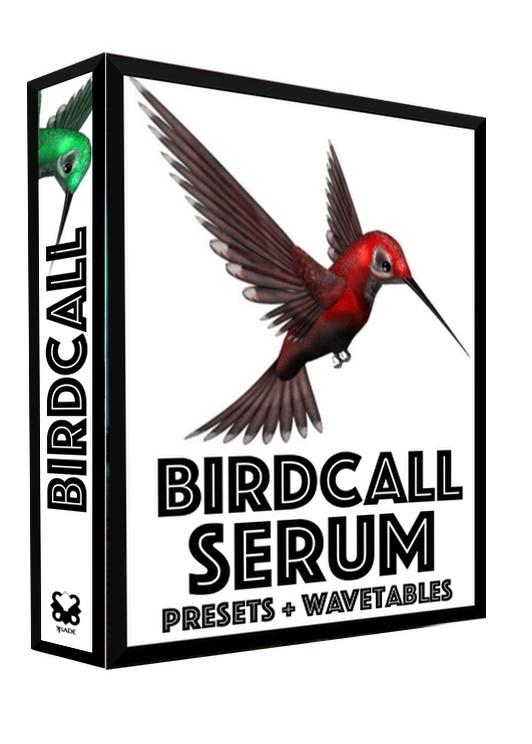 Birdcall for Xfer Serum