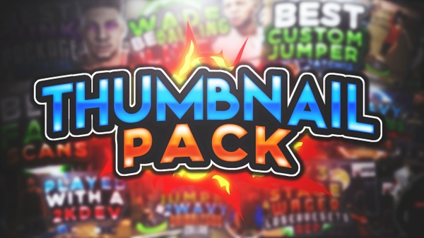 GMONEY'S THUMBNAIL PACK