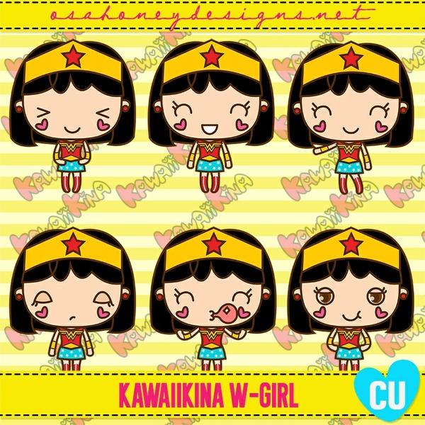 KawaiiKina W-Gril