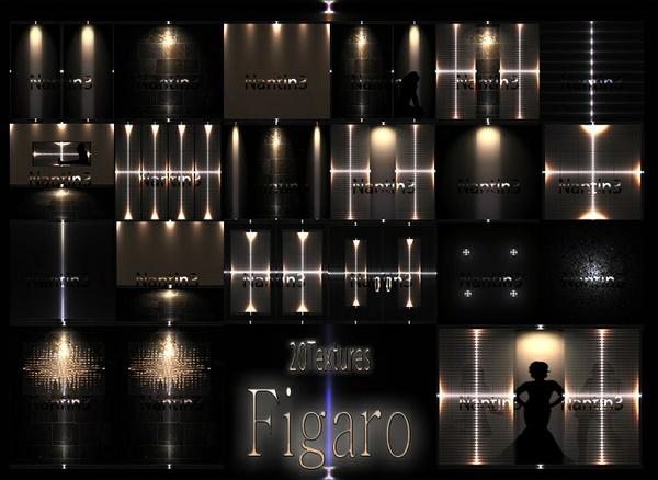 FIGGARO FILES 20Textures 256x256jpg.