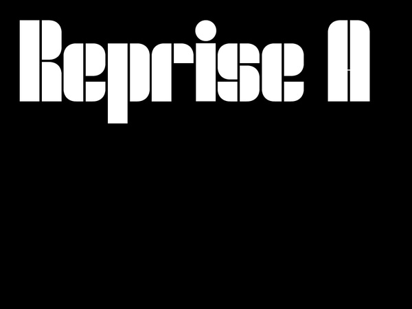 Reprise – style A (OTF & TTF) 1-2 users