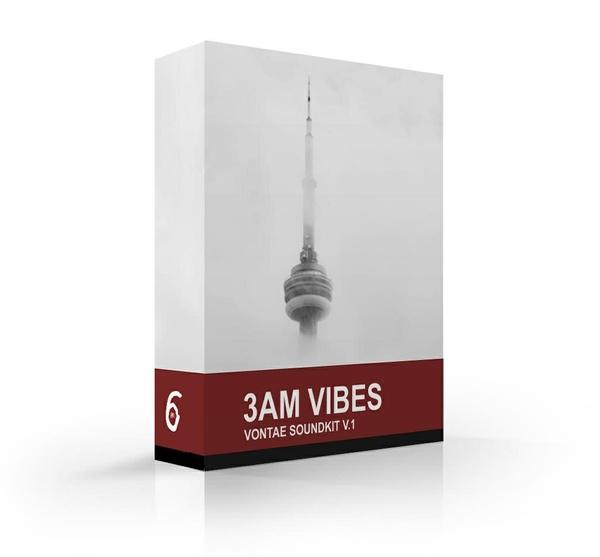 3am Vibes (Vontae Sample Pack)