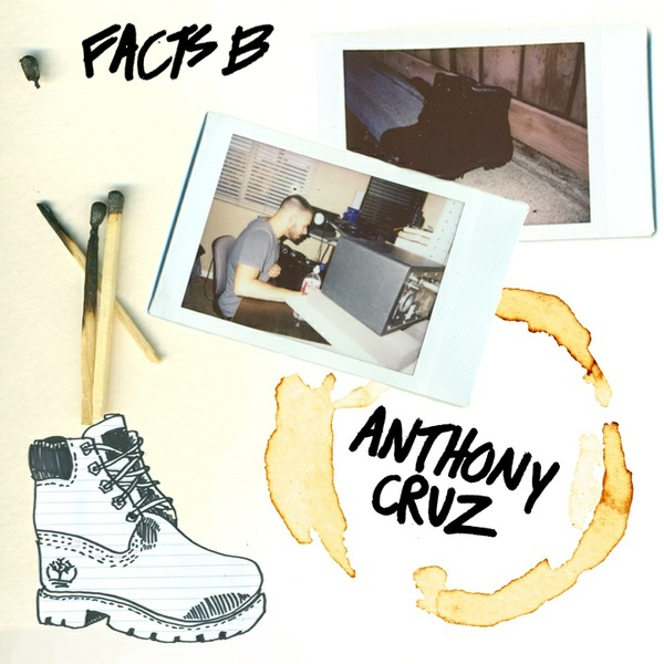 Anthony Cruz 'Facts B' Drum-Kit