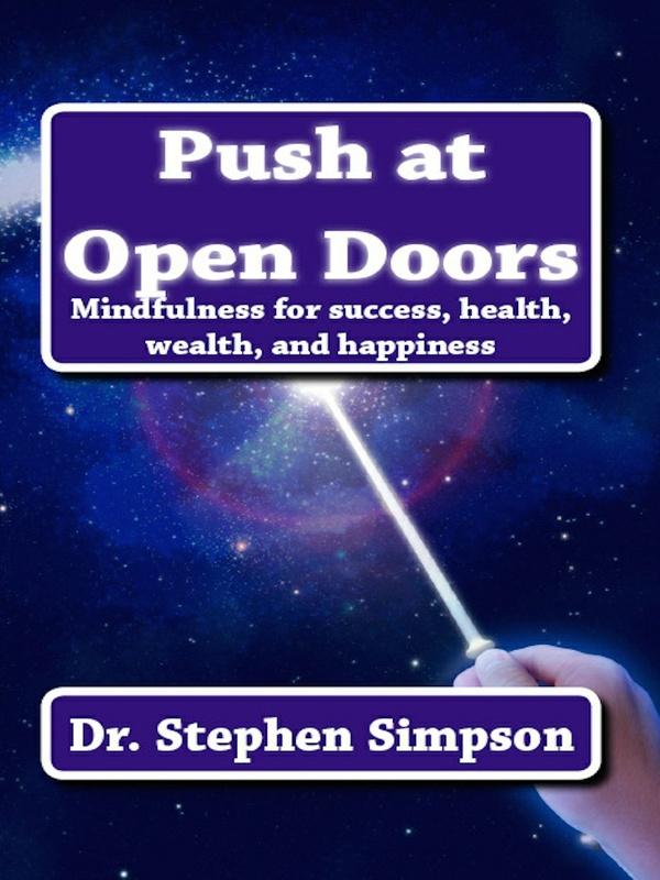 Push at open doors - Amazon 5 Stars Rating