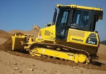 Komatsu D31EX-21, D31PX-21, D37EX-21, D37PX-21, D39EX-21, D39PX-21 Operating, Maintenance Manual