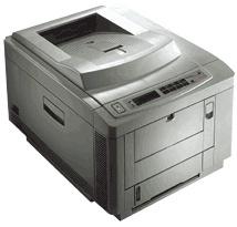 OKI OKIPAGE 8c / 8p / 8w LED Page Printer Service Repair Manual