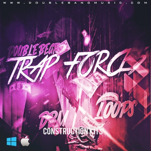Double Bang Music - Trap Forces | Construction Kits