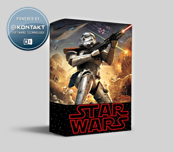 STAR WARS EPISODE 1 KONTAKT