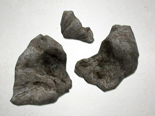 Rock 2 - 3D Model