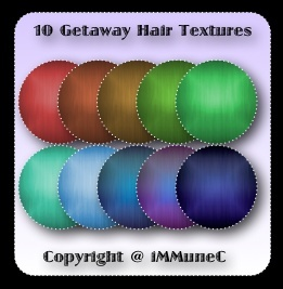 10 Getaway Hair Textures With Resell Rights