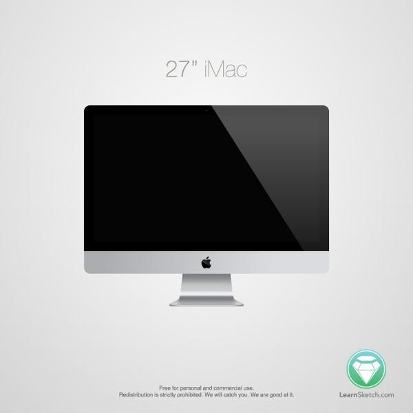 "Vector 27"" iMac"