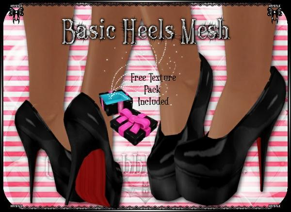 💎 Basic Heels