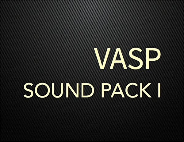 VASP Sound Pack I Part II (Mac Audio Unit Version)