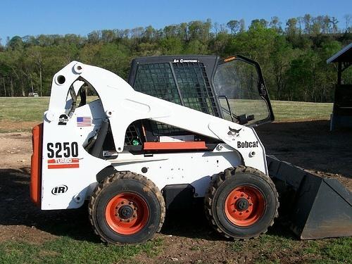 Bobcat S250 Turbo, S250 Turbo High Flow Skid - Steer Loader Service Repair Manual