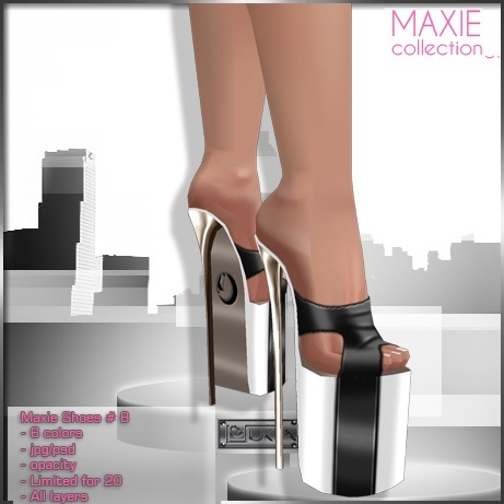 2014 Maxie Shoes # 8