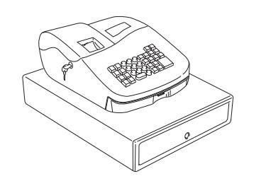 Cash Register CMS 140 euro / CMS 240 euro Service Repair Manual