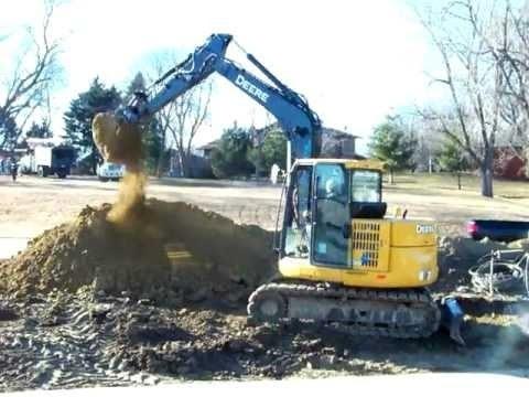 pdf downloadJohn Deere 85D Mini Excavator Operator's Manual OMT239670