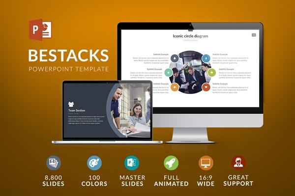 Bestacks | Powerpoint Template