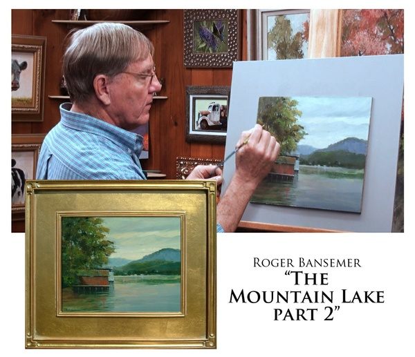 The Mountain Lake - PART 2