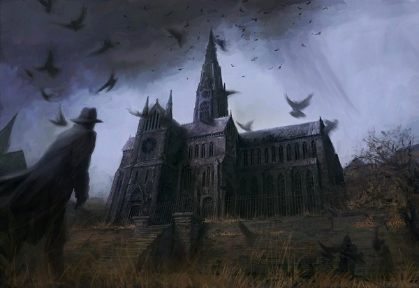 H.P. Lovecraft: L'Abitatore del Buio