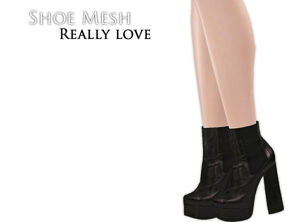 IMVU Mesh - Shoes - Really Love