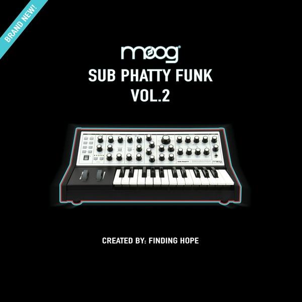 Sub Phatty Funk Presets (Vol.2)