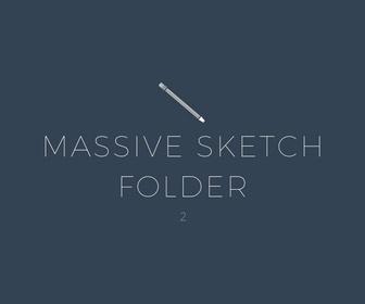 Massive Sketch Folder 2
