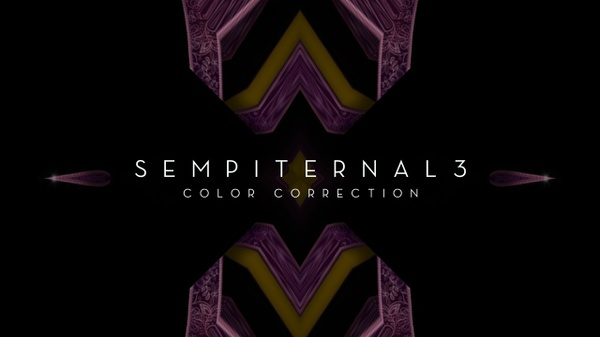 Sempiternal 3 Color Correction