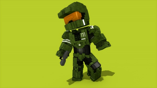 MC Halo Rig Pack (Volume 1)(#FD)