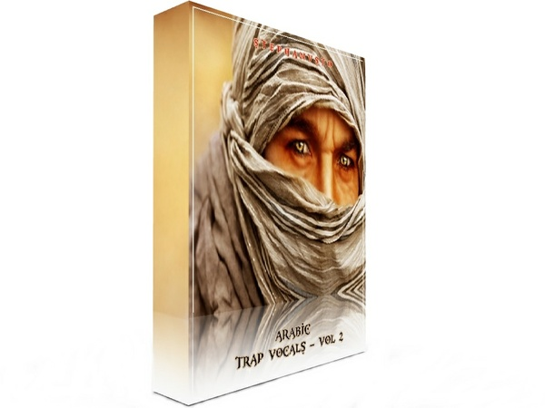 Arabic Vocal Trap Kit V2