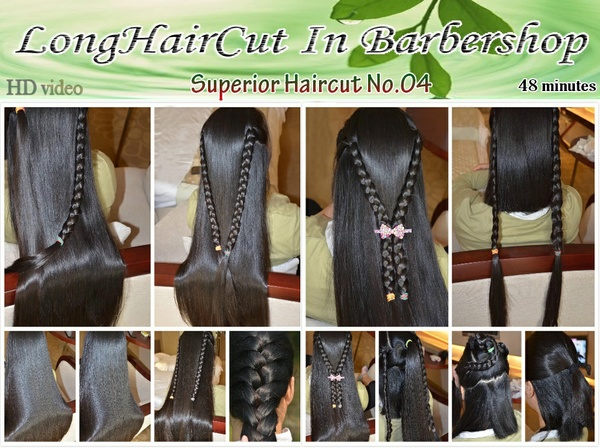 Superior Haircut No.04