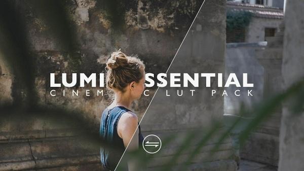 LUMIX ESSENTIAL Cinematic LUT Pack
