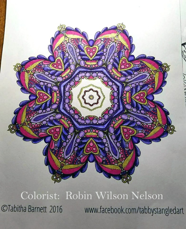 INSANELY Detailed Mandala Coloring Pack (10 mandalas)