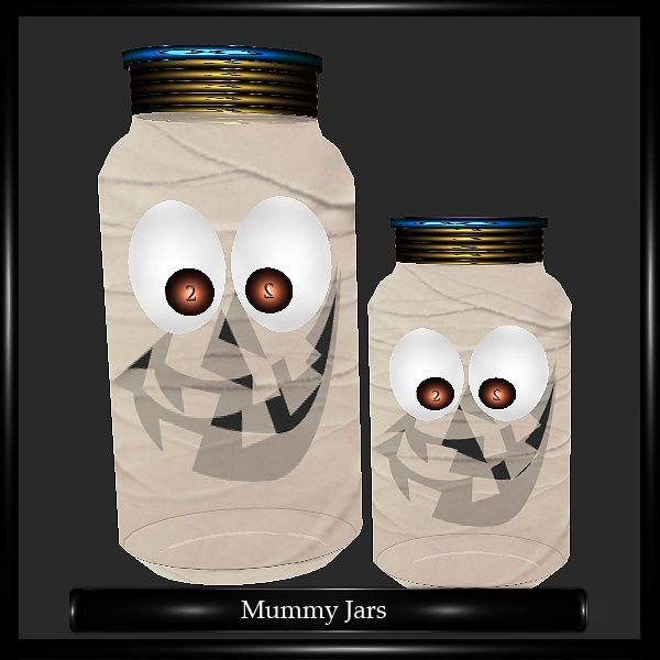 MUMMY JARS