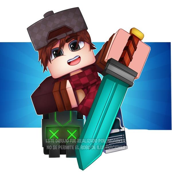 Minecraft Pose Full
