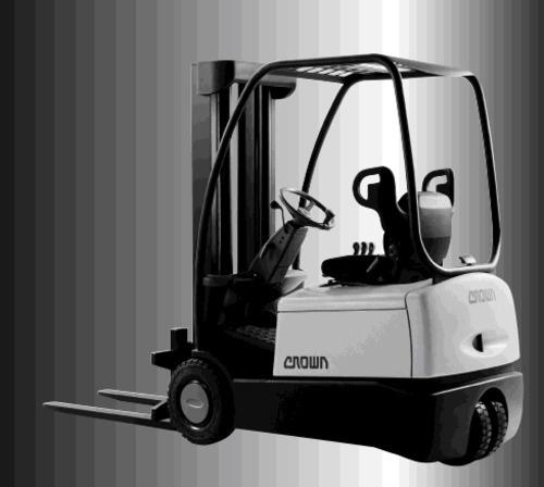 CROWN SC3000 Series Forklift Service Repair Manual