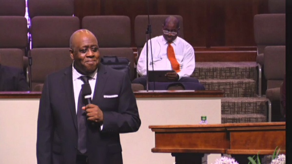 """Pastor Sam Emory 10-22-17am """" When He Shall Appear """" MP4"""